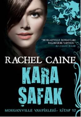 Kara Şafak – Morganville Vampirleri – Kitap 12