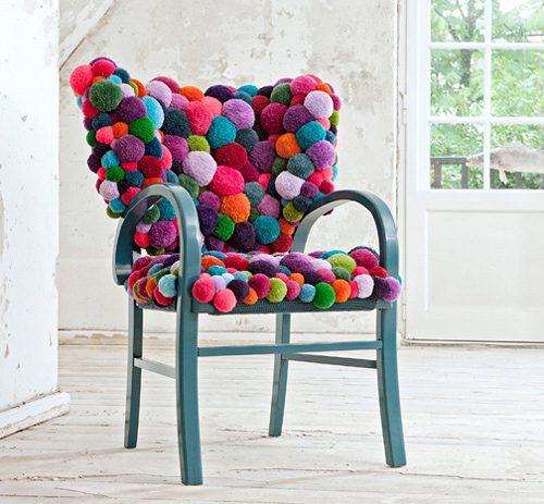 Dekoratif Sandalye Modeli